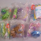 LOT OF 1998 McDONALDS DISNEY A BUG'S LIFE TOYS MIP