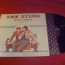 THE STING ORIGINAL SOUNDTRACK 33 RPM LP RECORD