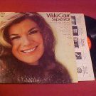 VIKKI CARR 33 RPM LP RECORD SUPERSTAR