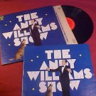 THE ANDY WILLIAMS SHOW COLLECTOR 33 RPM LP RECORD
