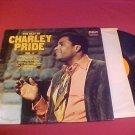 1972 CHARLEY PRIDE VOL. 2 LP 33 RPM ALBUM RECORD