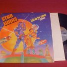 1977 STAR WARS GALACTIC FUNK BY MECO 33 LP ALBUM