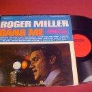 ROGER MILLER DANG ME 33 RPM LP RECORD ALBUM