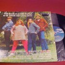 THE MAMAS & THE PAPAS GREATEST HITS 33 RPM LP RECORD