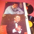 ANDY WILLIAMS & FRANK SINATRA 33 RPM 2 LP RECORD