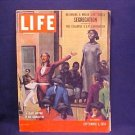 1956 LIFE MAGAZINE SERIES ON SEGREGATION & MORE