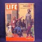 1956 LIFE MAGAZINE SERIES ON SEGREGATION & MORE