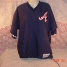 MLB ATLANTA BRAVES BASEBALL TEAM SHIRT SIZE L