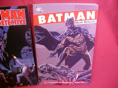 LOT OF 2005-06 BATMAN DC COMICS BOOKS