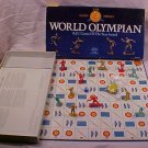 RARE 1978 WORLD OLYMPAIN BOARD GAME COMPLETE