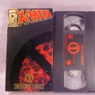 1993 MARVEL COMICS X-MEN SERIES 1 VHS VIDEO TAPE
