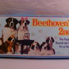 RARE 1993 BEETHOVEN 2nd BOARD GAME COMPLETE