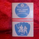1970 LITTLE LEAGUE BASEBALL TRAINING HANDBOOK