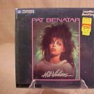"Pat Benatar Hit Videos 8"" LD Laserdisc"