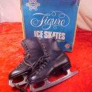 VINTAGE KORVETTES MENS FIGURE ICE SKATES SIZE 7