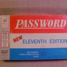 1970 PASS WORD ELEVENTH EDITION GAME COMPLETE