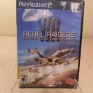 2005 PlayStation 2 Rebel Raiders Operation NightHawk Game