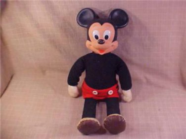 VINTAGE DISNEY MARCHING MICKEY MOUSE