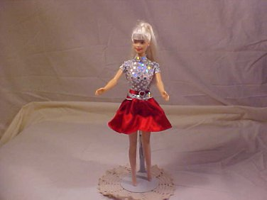 1998 BEAUTIFUL FASHION BARBIE DOLL