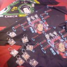 VINTAGE LOT OF BOY GEORGE CULTURE CLUB BANDANA/KEYRING