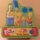 2000 The Simpsons Trivia Game with collector Tin complete