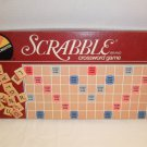 Scrabble Crossword Game Selchow & Righter Co. Complete Tiles Vintage 1983