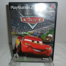 "Play Station 2 Disney Pixar ""Cars"" Game"