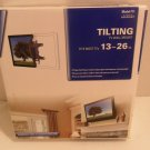 NIB Tilting TV Wall Mount Fits TVs 13-26 in.