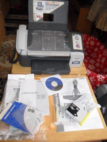 Brother MFC 3360C Multifunction Printer