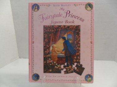 My Fairy Jigsaw Book by Sian Bailey 6 24 piece jigsaws