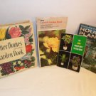 Lot Of 4 Vintage Home & Garden Books 1950's