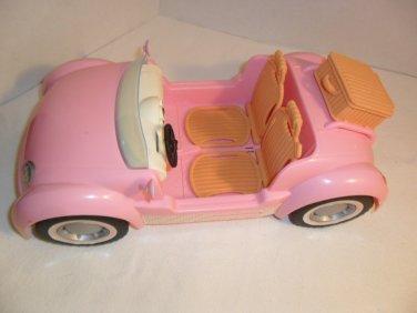 2006 Barbie VW Car