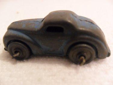 "Vintage Minature Cast Metal car 2"" scale Rare"