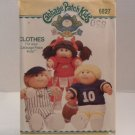 Butterick Cabbage Patch Kids Clothes sewing Pattern #6827 uncut
