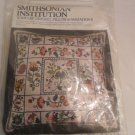 Smithsonian Institution Window Crewel Pillow Kit NIP