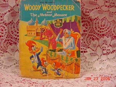 1967 WALTER LANTZ WOODY WOODPECKER WHITMAN BOOK