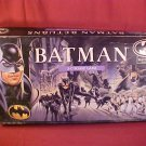 1992 PB BATMAN RETURNS 3-D BOARD GAME COMPLETE
