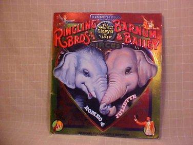 1994 RINGLING BROS. & BARNUM & BAILEY SPECIAL COLLECTOR