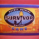2003 SURVIVOR THE GAME REALITY COMPLETE