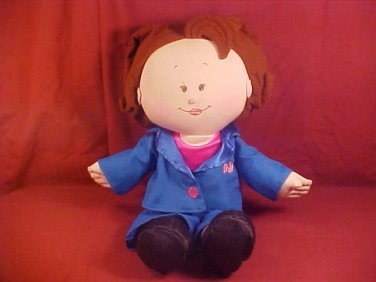 1997 TALKING ROSIE O'DOLL