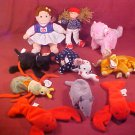 HUGE LOT OF TY BEANIE KIDS AND BEANIE BABIES