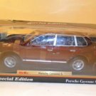 2003 Special Edition Porsche Cayenne S Die-Cast Model Car 1:18 MIB