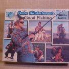 1996 BABE WINKELMAN'S FISHERMAN'S TRIVIA BOARD GAME