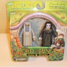 MIB Lord of the Rings Minimates Saruman & Wormtongue