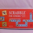 1964 SCRABBLE FOR JUNIORS GAME EDITION 2 COMPLETE