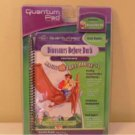 LeapFrog Quantum Pad Dinosaurs Before Dark New/Sealed Grade 3-4 Chapter Book