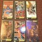 SPAWN SERIES 1 WIDEVISION 1995 WILDSTORM BASE CARD SET