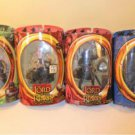 MIB Lot Of 4 Lord Of The Rings Fellowship of the ring & The Two Towers Figures