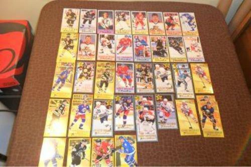 1993-94 Fleer Power Play Point Leaders treading tall cards
