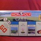 1995 MONOPOLY GOLF EDITION BOARD GAME MIB